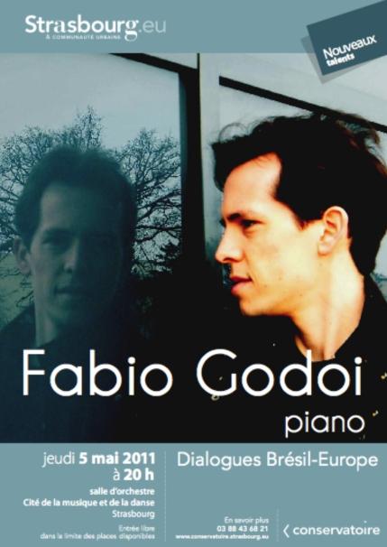 """Concert """"Nouveaux Talents"""" - Strasbourg, May 2011"""